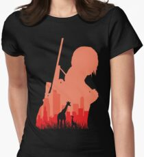 The last Hope Women's Fitted T-Shirt