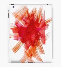 Colorful Watercolor Stroke iPad Case/Skin