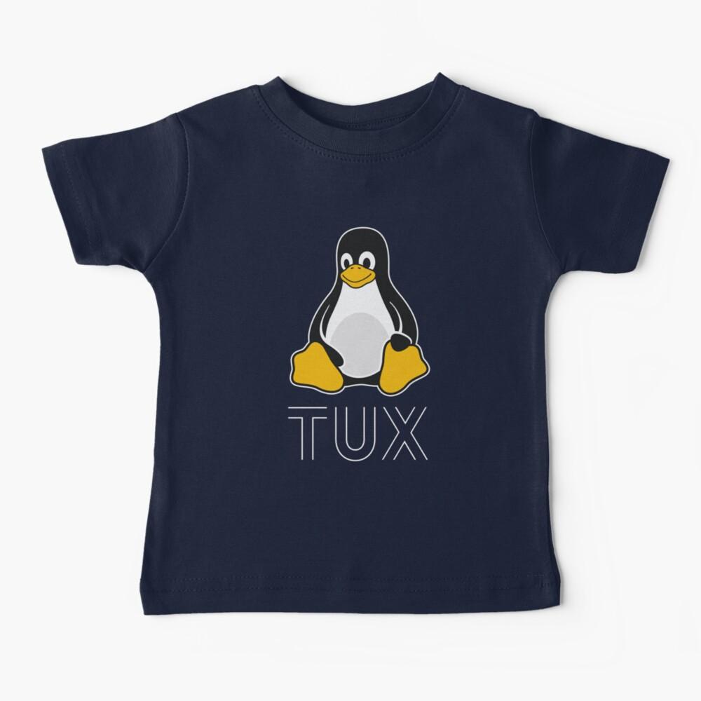 Tux Linux  Baby T-Shirt