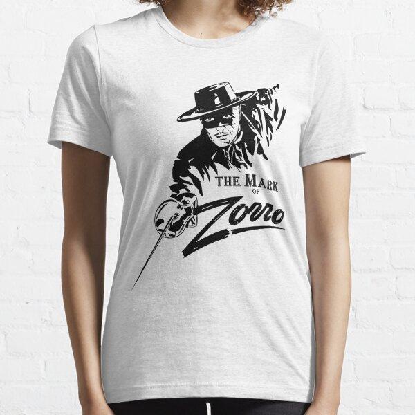 The Mark of Zorro Essential T-Shirt