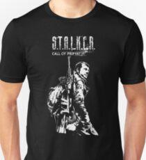 Stalker COP White T-Shirt