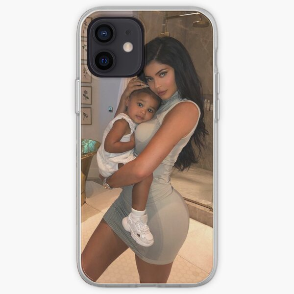 Kylie Jenner & Stormi Webster iPhone Soft Case