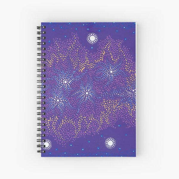 Creation Story Spiral Notebook