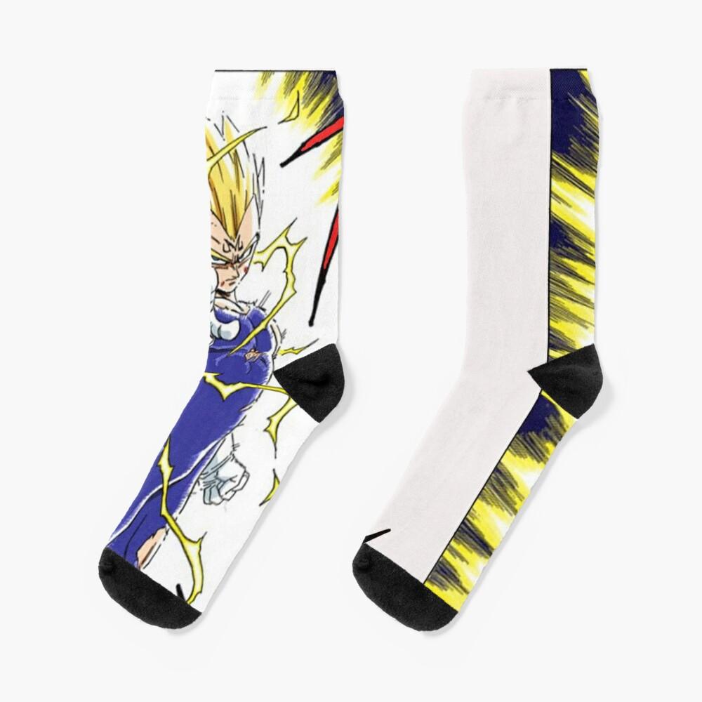 Vegeta Majin (Manga) Socks