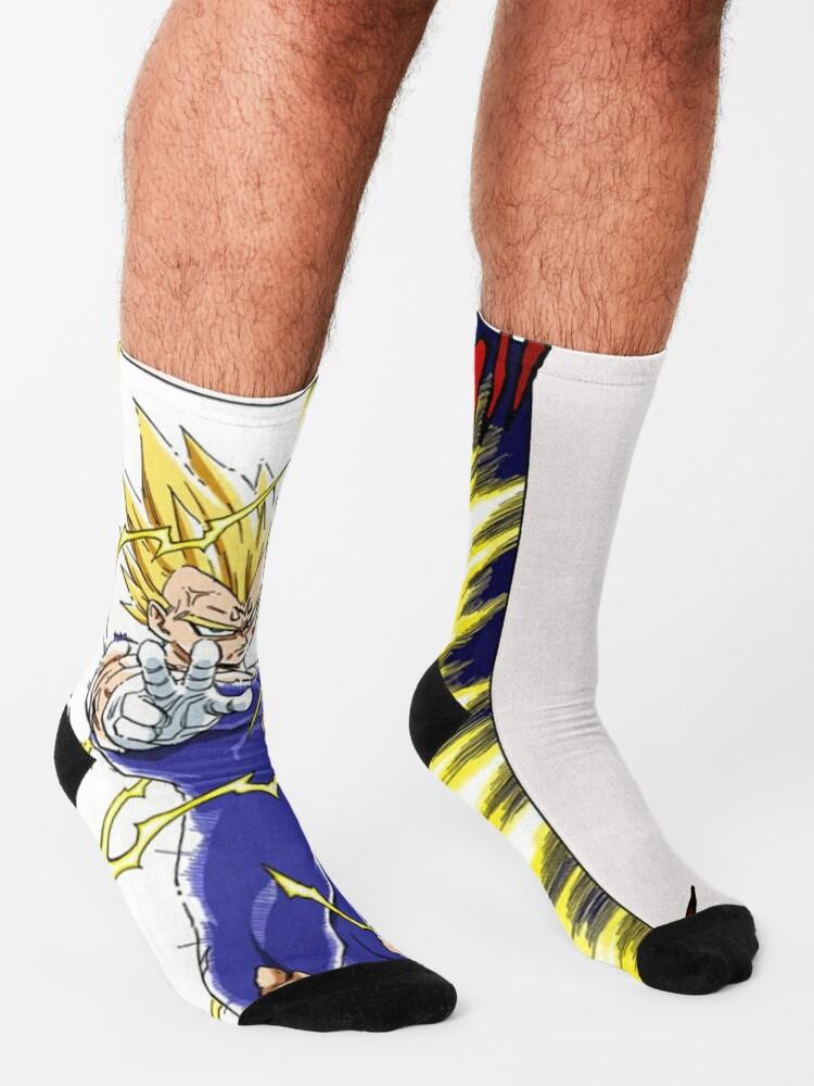 Alternate view of Vegeta Majin (Manga) Socks