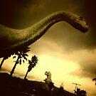 Prehistoric Palm Springs by KeriFriedman
