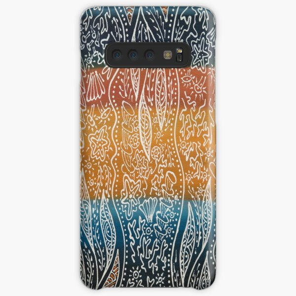 Rainforest Meets The Reef Samsung Galaxy Snap Case