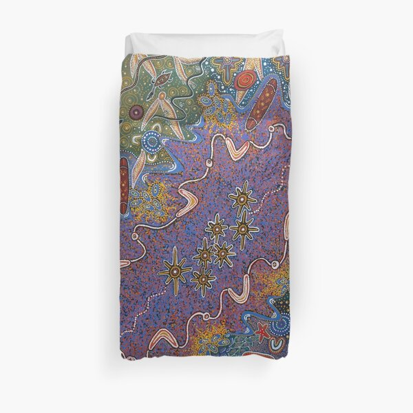 Story Place Duvet Cover