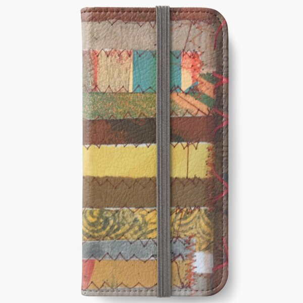 When a tree metamorphoses into art iPhone Wallet