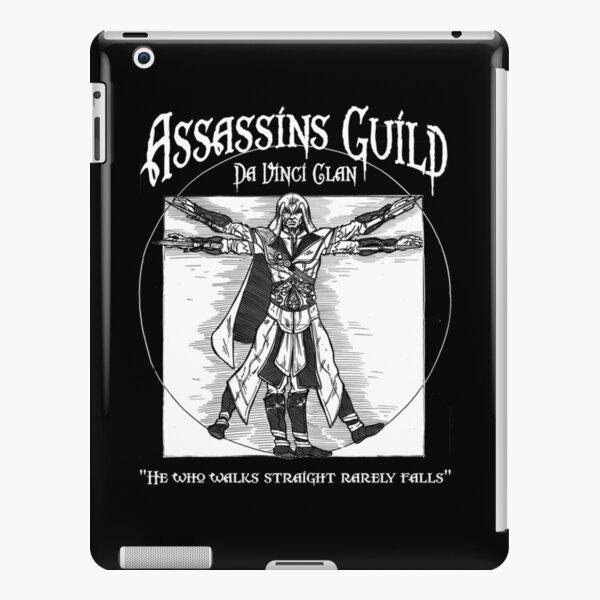 Assassins Guild - Da Vinci Clan iPad Snap Case