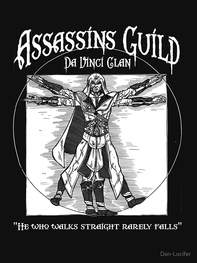 Assassins Guild - Da Vinci Clan by Dan-Lucifer