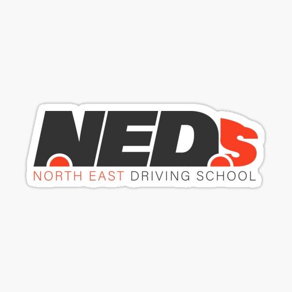 NEDS Logo Sticker