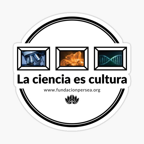 Science is culture gallery I Sticker