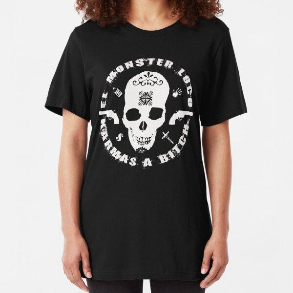 KARMA Slim Fit T-Shirt