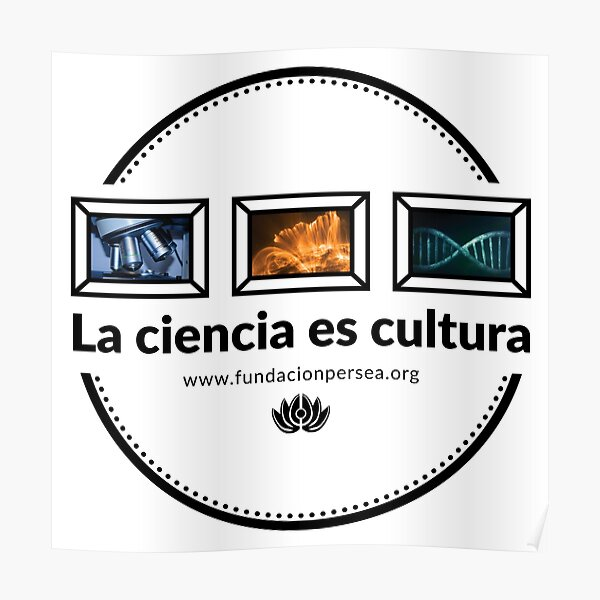 Science is culture gallery II Poster