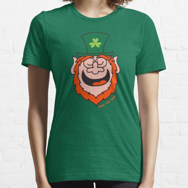 St Paddy's Day Leprechaun Speaking Essential T-Shirt