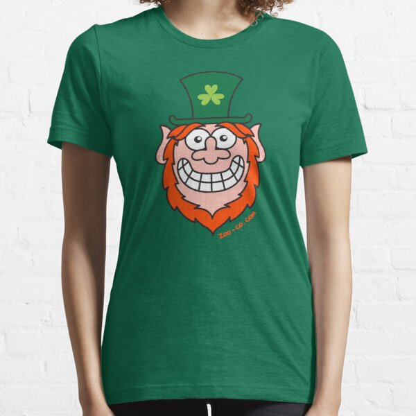 St Paddy's Day Naughty Leprechaun Essential T-Shirt