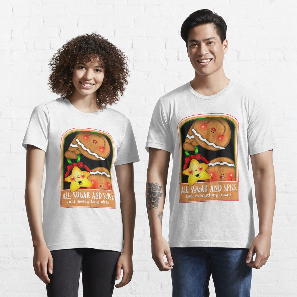 Holiday Gingerbread and Spice Essential T-Shirt
