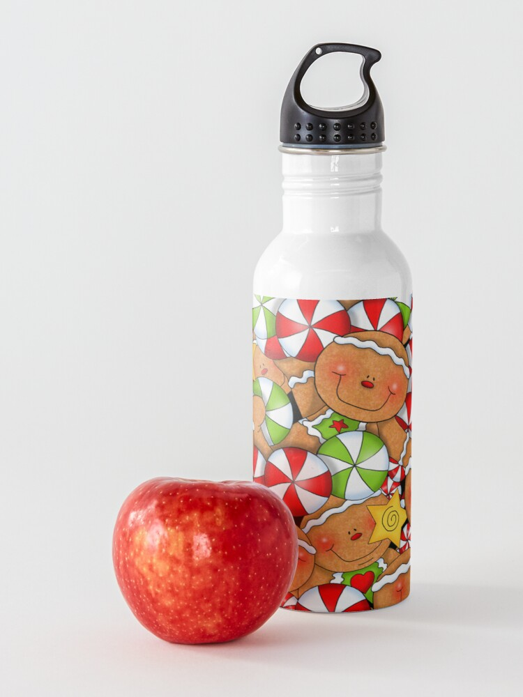Alternate view of Holiday Gingerbread and Spice Water Bottle