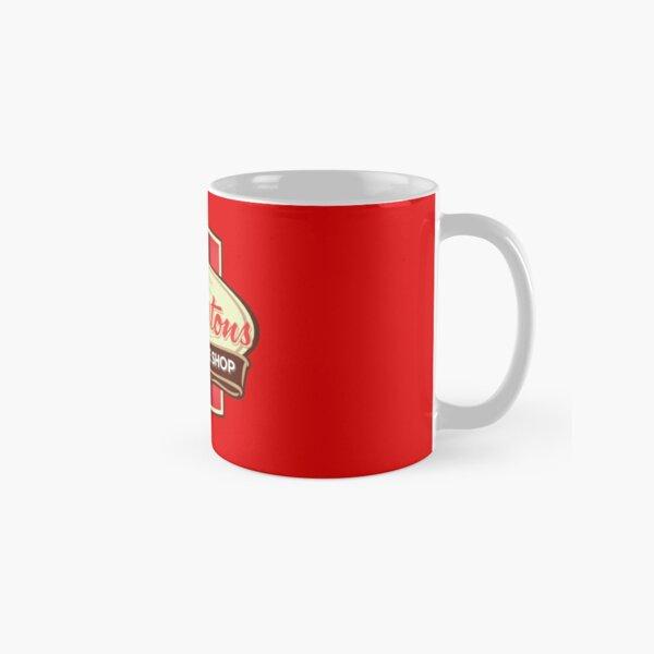 Conception de la chaîne canadienne du café Tim Hortons Mug classique