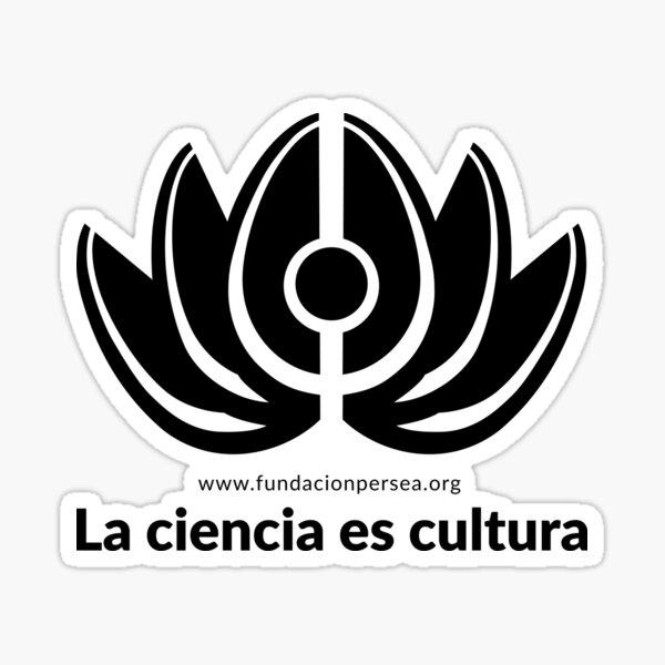 Science is culture - maxi logo Sticker