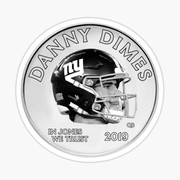 Top Selling Danny Dimes Daniel Jones Merchandise Sticker