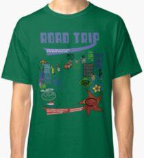 usa california road trip tshirt by rogers bros Classic T-Shirt