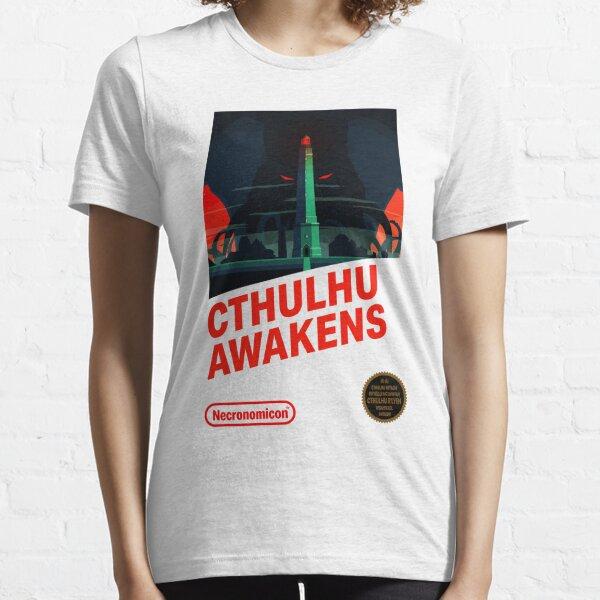 CTHULHU AWAKENS Essential T-Shirt