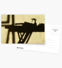 Shadows on the Wall Postcards