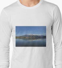 Lake reflection Long Sleeve T-Shirt