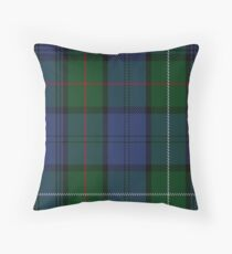 00494 MacKenzie (Vestiarium Scoticum) Clan/Family Tartan  Throw Pillow