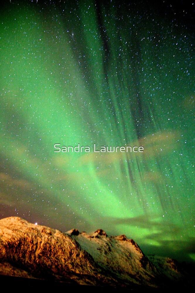 Northern Lights by Sandra Farrow