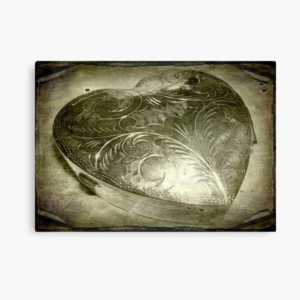 My Heart ©  Canvas Print
