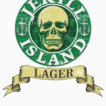Jekyll Island Lager by superiorgraphix