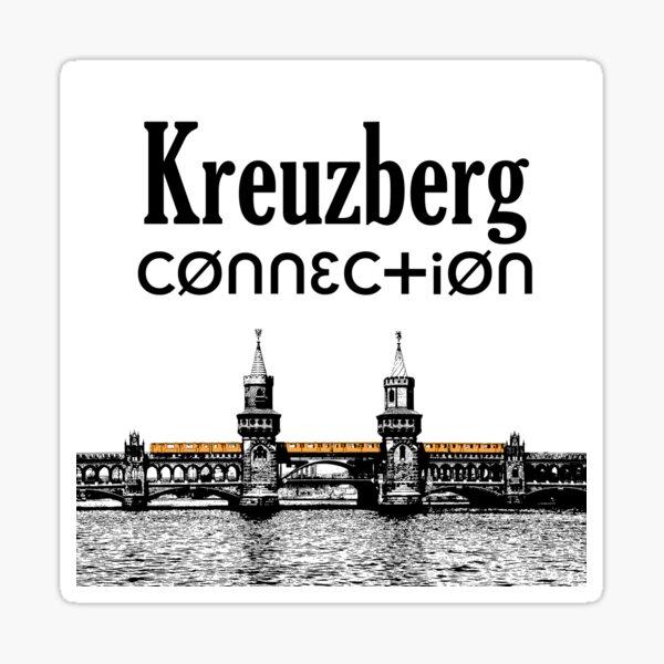Die Kreuzberger Verbindung Sticker