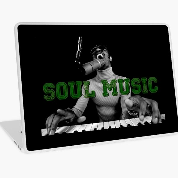 Soul Music Sub-Culture Collection Laptop Skin