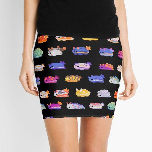 Sea Slug Day Mini Skirt