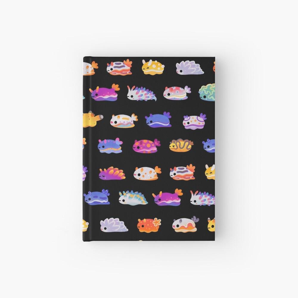 Sea Slug Day Hardcover Journal