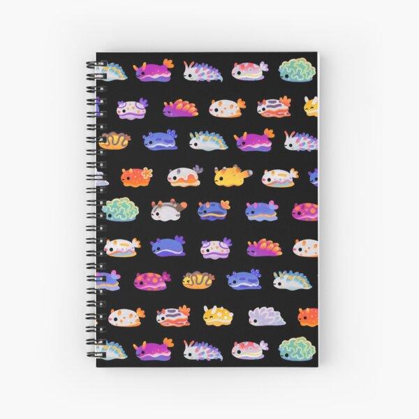 Sea Slug Day Spiral Notebook