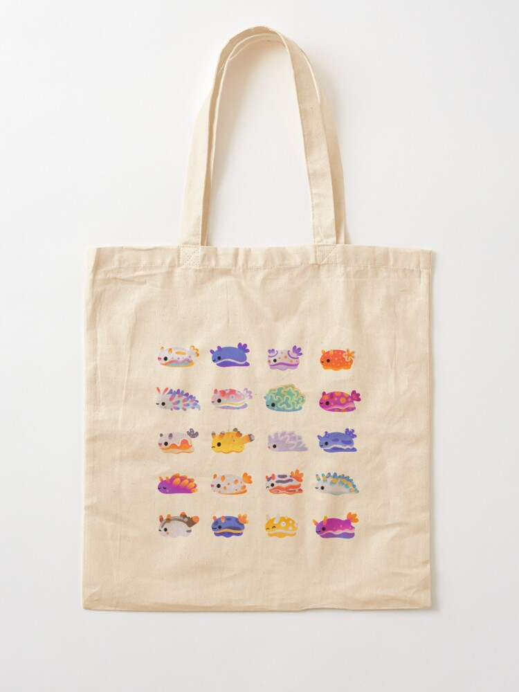 Alternate view of Sea Slug Day Tote Bag