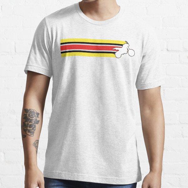 Kamen Rider Black Racing Battle Hopper Essential T-Shirt