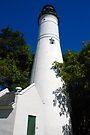 Key West Lighthouse by John Schneider