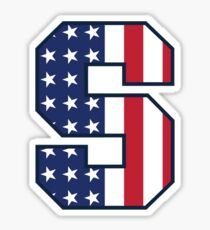 Syracuse University: USA Sticker