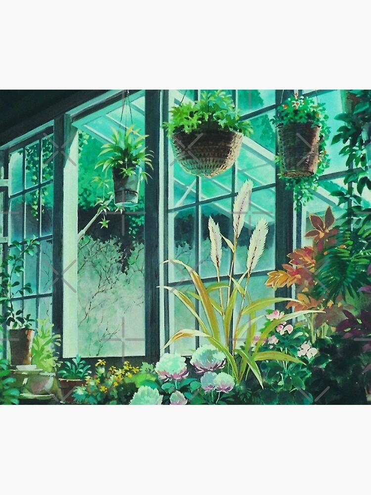 Studio Ghibli Plants by layar5