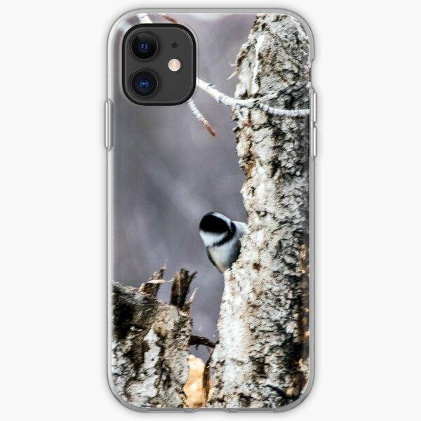 Chickadee iPhone Soft Case