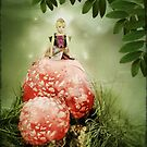 The little fairy by Anette Tyler