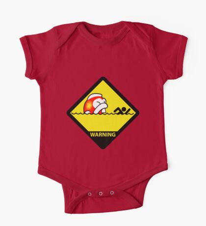 Big Bertha attack Hazard Kids Clothes