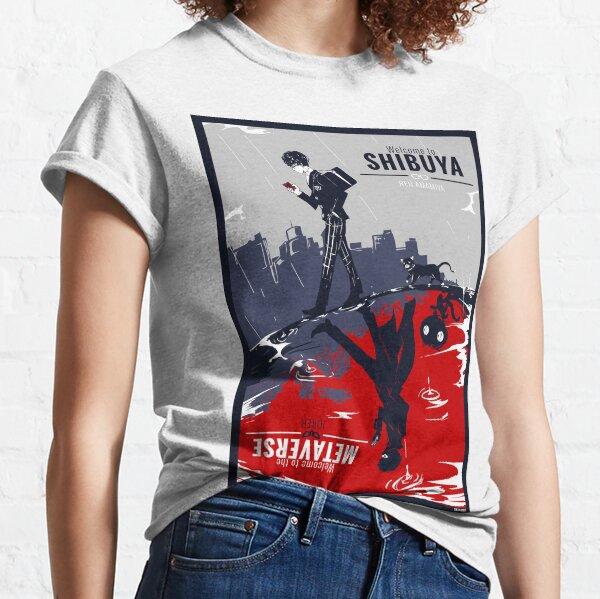Shibuya / Metaverso Camiseta clásica
