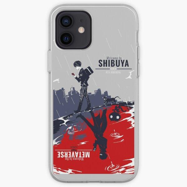 Shibuya/Metaverse iPhone Soft Case
