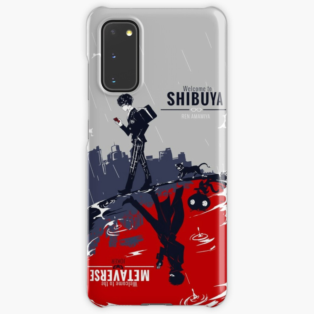 Shibuya/Metaverse Case & Skin for Samsung Galaxy